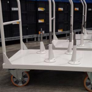 Wózki do transportu silników - VWMP.