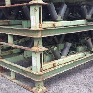 Renowacja skidów dla firmy JOST Nowa Sól