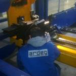 Konserwacja i naprawa urządzeń dźwigowych (suwnice, żurawie, układnice, podesty, stoły hydrauliczne)